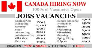 canada new jobs