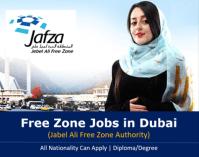 Jobs Opportunities In Jafza Online Hiring Act Now Hurry !!