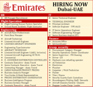 Emirates Group jobs