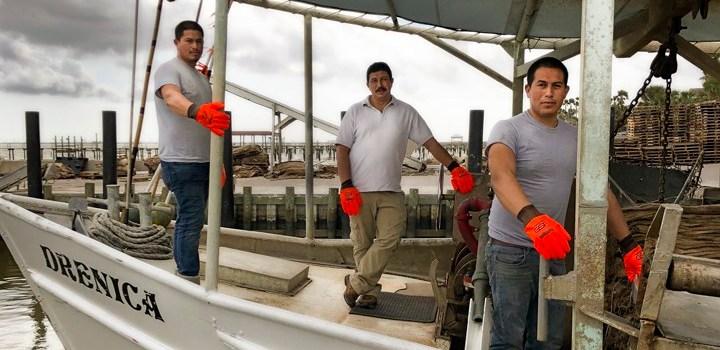 Gulf Seafood Foundation Prepares Fishermen Glove Distribution