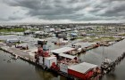 Hurricane Ida Devastates Louisiana Seafood Industry, Infrastructure Completely Destroyed