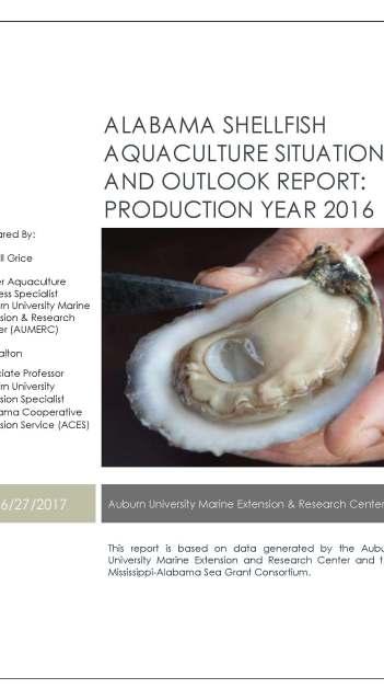 shellfish report cover