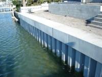 Seawalls   Gulfside Docks