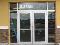 Shop Door & Pet Door Storm Doors