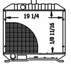 T1155-70672 KUBOTA RH DOOR GLASS L3240 L3430 L3540 L3940