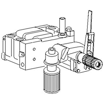 3614362M93 Hydraulic Pump