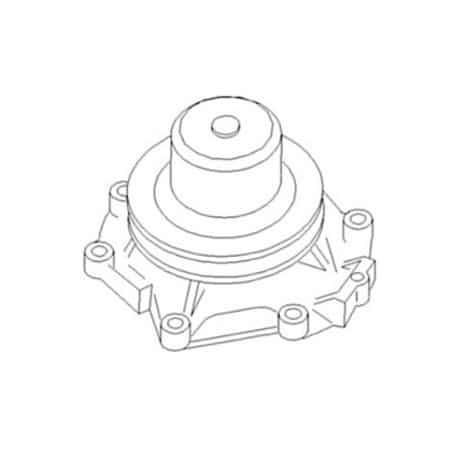 RE40239 John Deere Water Pump