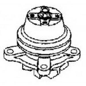 15401-73030 Kubota Water Pump