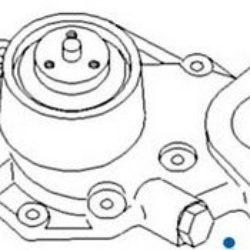 John Deere 450 Water Pump Zenoah Water Pump Wiring Diagram