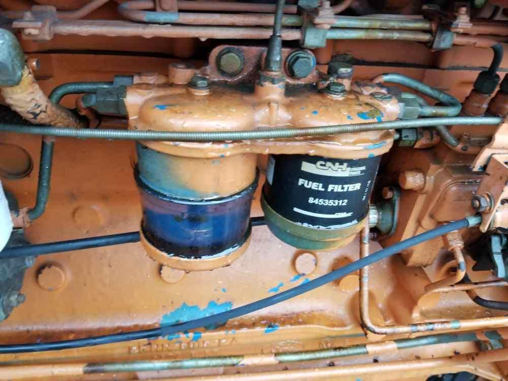 medium resolution of used ford 7810 fuel filter head