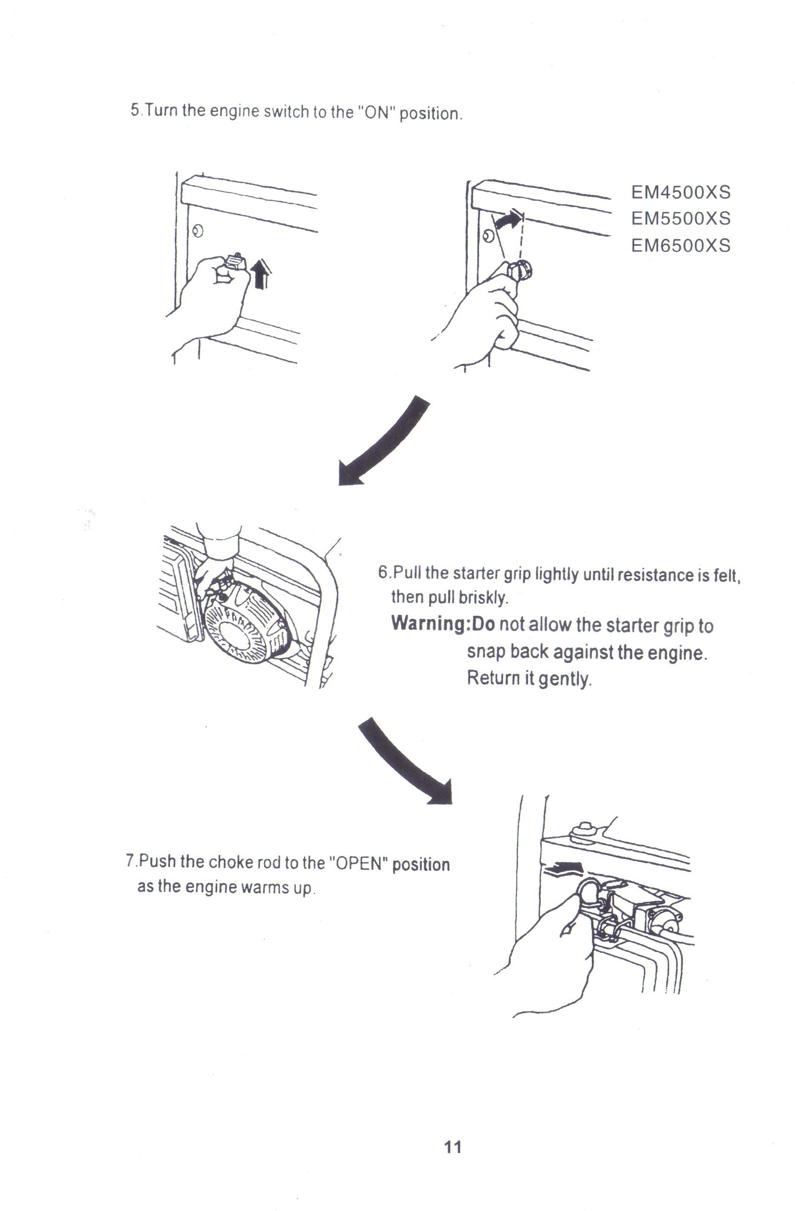 Truelife 5000E Owners Manual