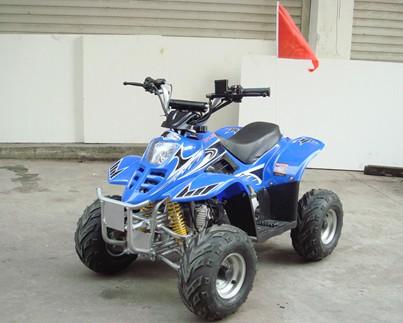 70cc Sport Atv Roketa Atv 20r Macromover