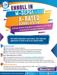 Enroll in MDCPS Day