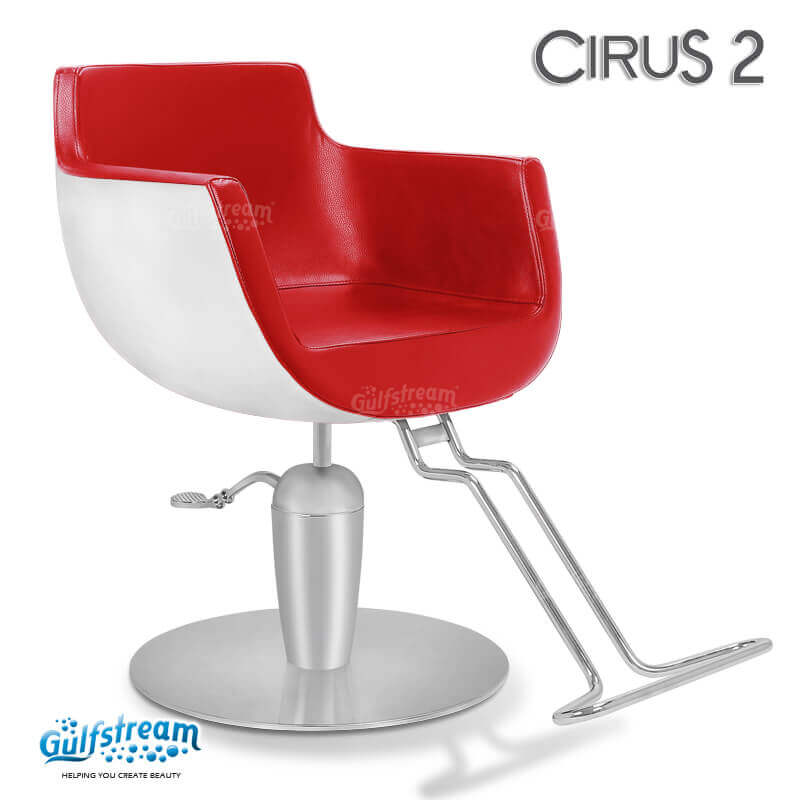 beauty salon chair make up gs9058 02 cirus 2 styling gulfstream inc