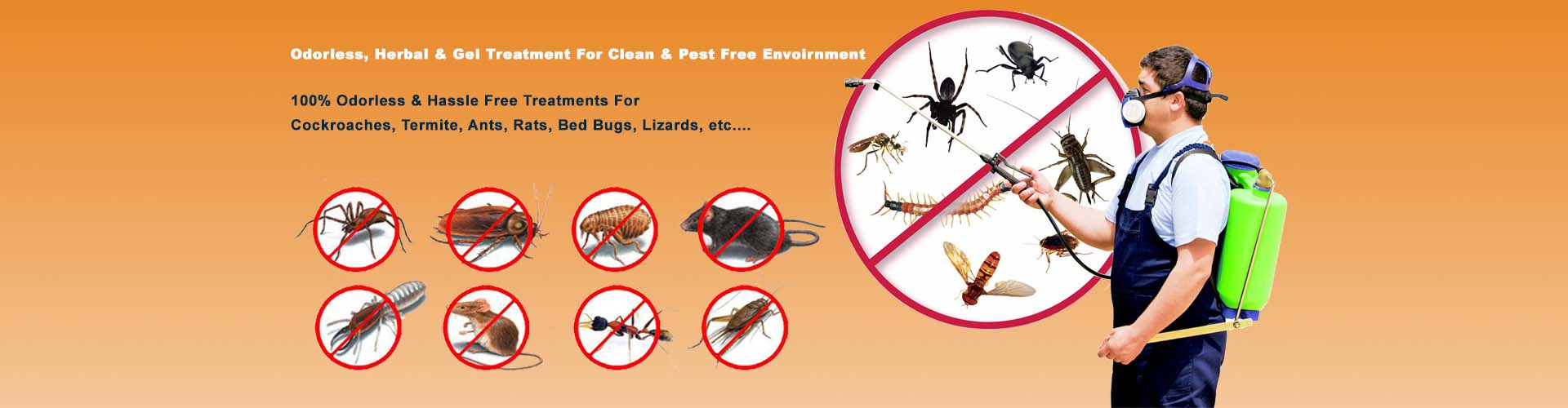 Image result for full pest control banner