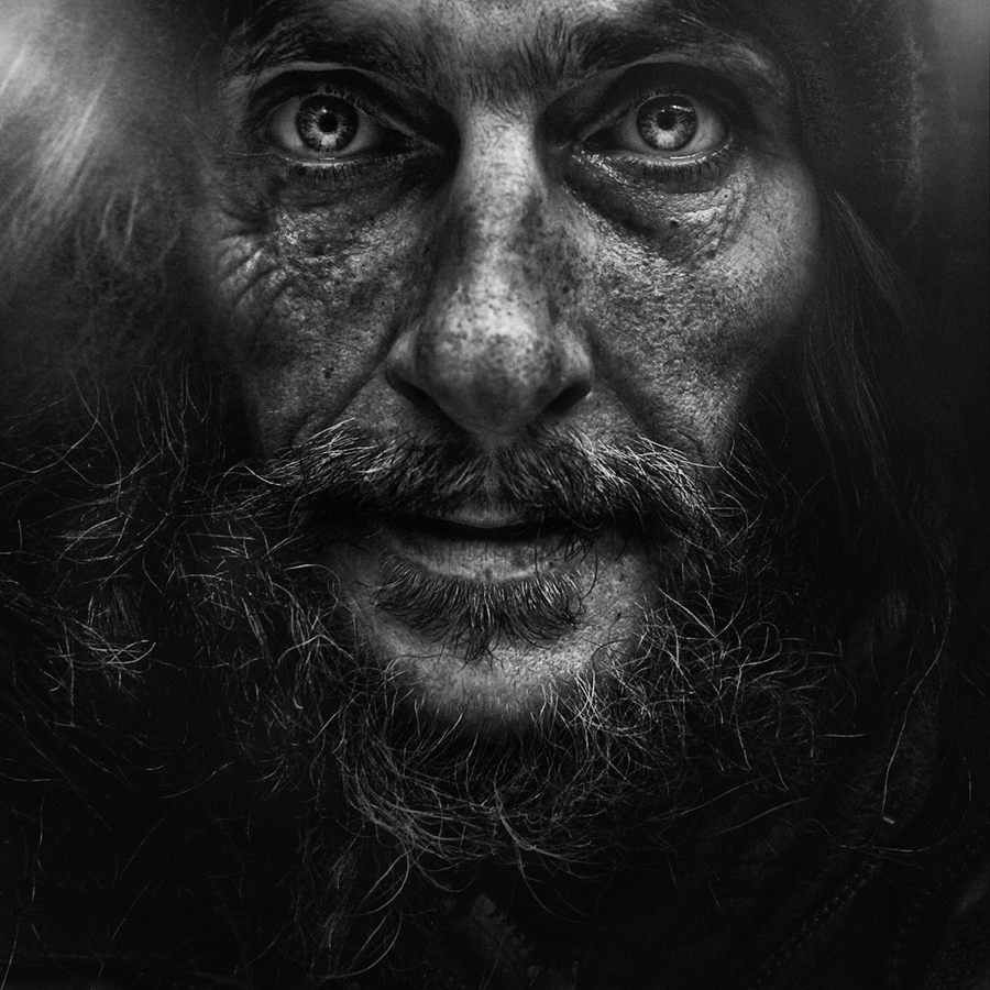 The Work of Lee Jeffries  guliverlooks