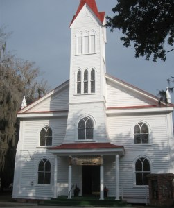 Tabernacle Baptist Church in Beaufort, SC