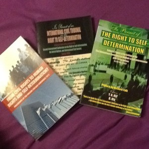 Human Rights and Self-Determination Books