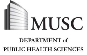 MUSC DPHS Logo