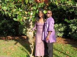 Queen Quet & Kwame Sha Gullah/Geechee International Festival Founders