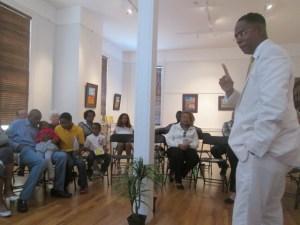 Dr. Amir Jamal Toure