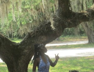 Queen Quet, Chieftess of the Gullah/Geechee Nation