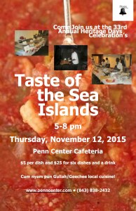 Taste of the Sea Islands