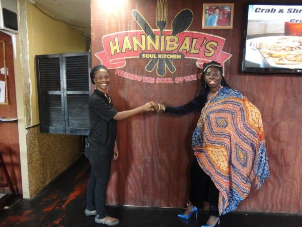 Hannibal's Soul Kitchen in the Gullah/Geechee Nation