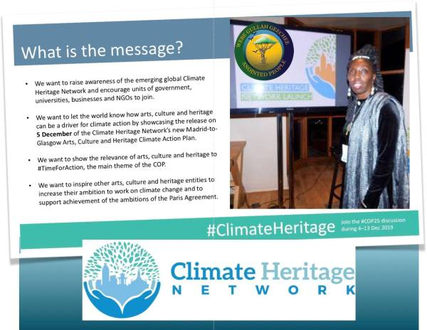 Gullah/Geechee and the Climate Heritage Network