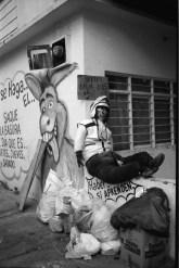 Ano viejo i Santo Domingo.