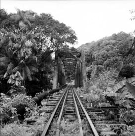 Bron i San Cipriano, byggd 1906 under ledning av de nordamerikanska igenjörerna Edward och Alfred Mason, Xenar 75 mm.