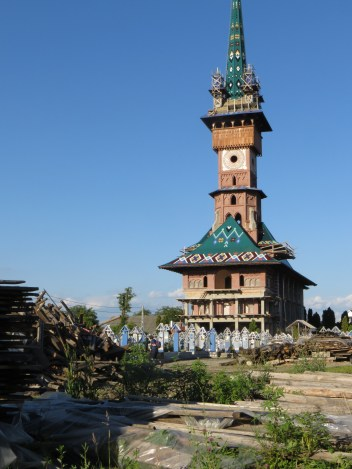 Den pimpade ortodoxa kyrkan.