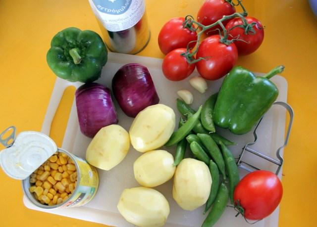 Sommerens gode grønnsaker!