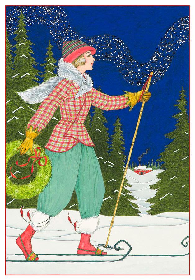 Ski vogue por Lynn Bywaters