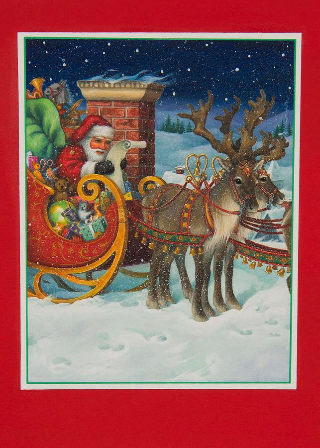 The christmas list por Lynn Bywaters