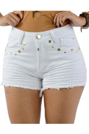 Short Hot Pant Jeans S171 - DK-S171-01