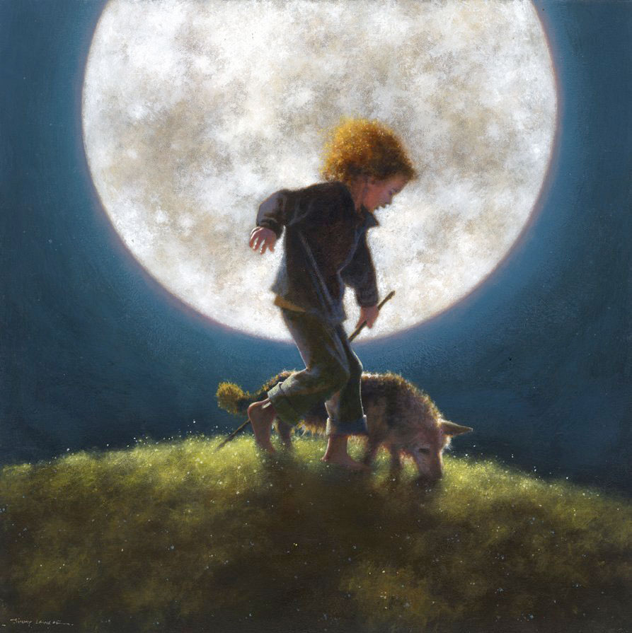 By the Light of the Silvery Moon por Jimmy-Lawlor