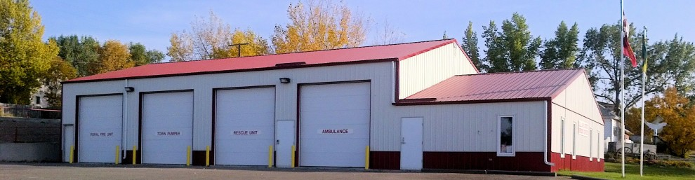New Generator Installed at the Gull Lake Emergency Services Hall Government GULL LAKE  Mayor's Report Gull Lake Fire Department Gull Lake Fire Board Gull Lake Ambulance Service Emergency Services Building Community