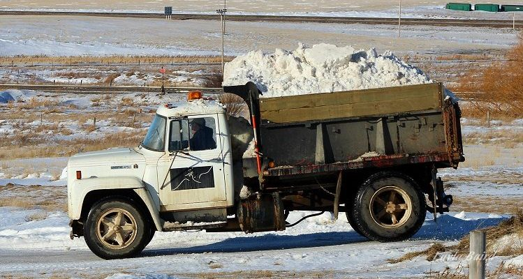 STREET SNOW REMOVAL FOR MONDAY MARCH 11, 2019 GULL LAKE  Community