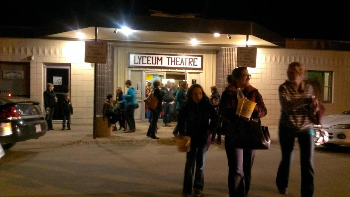 Gull Lake Lyceum Theatre Manager Position