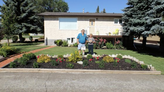 2016 Communities in Bloom Competitions GULL LAKE Town Beautification  Community Communities in Bloom