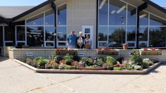 Communities in Bloom Judges 2015 Evaluation is Here Government GULL LAKE Town Beautification  Communities in Bloom Cemetery