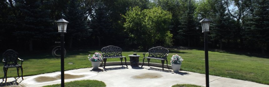 Special Care Centre Auxiliary Yard/Garden Tours GULL LAKE Town Beautification  Gull Lake Special Care Centre