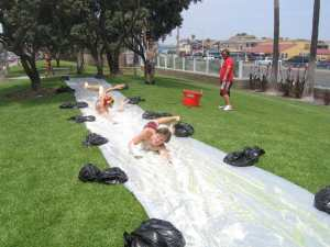 Slip & Slide at the Crescent Point Pool GULL LAKE Health & Wellness  Crescent Point Pool