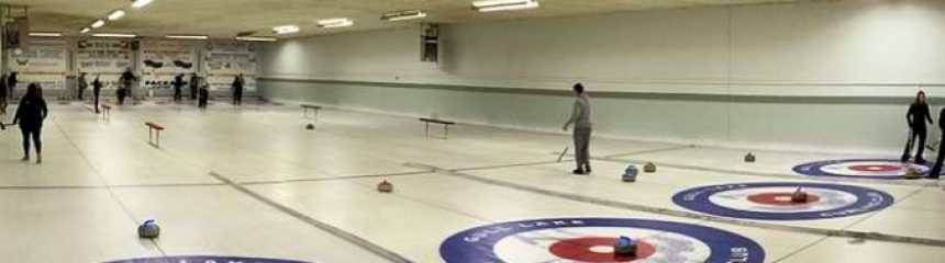 Gull Lake Curling Club 2017-2018 Leagues GULL LAKE  Gull Lake Curling Rink