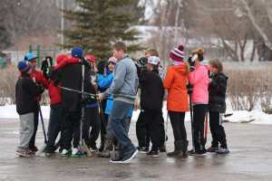 Winterfest 2016 Street Hockey C