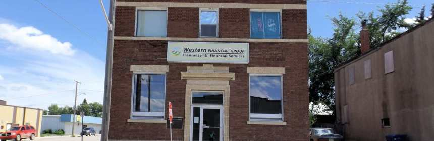 Western Financial Group Fundraising BBQ Business GULL LAKE  Events