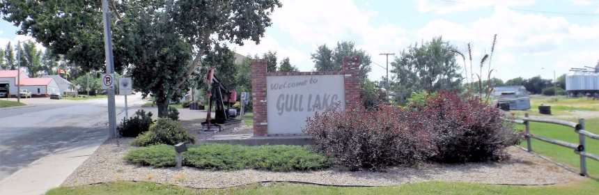 Gull Lake's Population Up by 5.8% GULL LAKE SouthWest Saskatchewan  Statistics Canada Mayor's Report