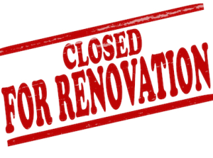 Town Office Closed for Renovations