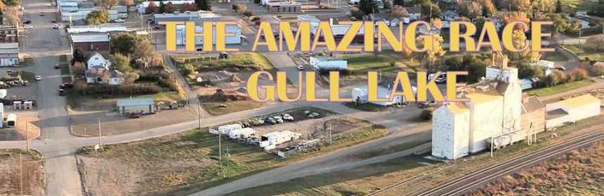 The Amazing Race Gull Lake is coming to Winterfest this year! GULL LAKE Tourism  Winterfest Events